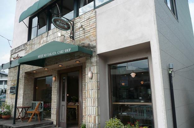 Photos: 明治の館カフェ