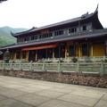 蔵経楼全景 A depository for sacred Buddhist sūtras