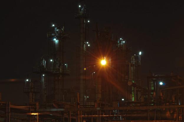 工場群・コンビナート(夜景)