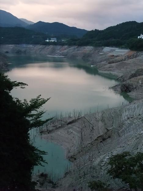 早明浦ダム 8月31日 5