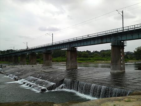 自転車で富士吉田へ(多摩川)