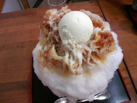 目白 志むら 「氷キャラメル」(2)