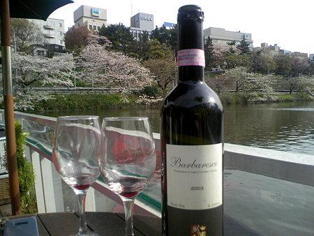 神楽坂 Canal Cafe(カナル・カフェ) ワイン