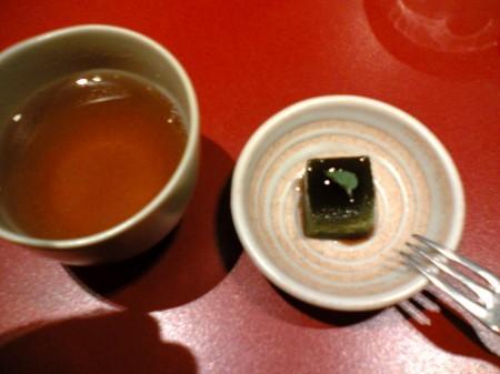 新宿 ルミネ HISAMA'S KITCHEN 食後のデザート