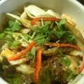 写真: 西新宿 麻辣茄子涼麺