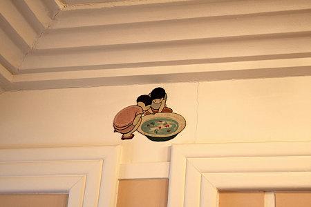 2009.04.26 氷川丸 子供部屋 金魚