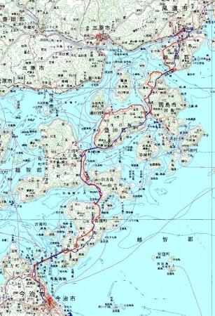 20070716しまなみ海道ポタリング