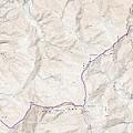 20080601薬師岳山スキー GPSログ