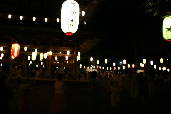 Photos: 盆踊り円覚寺0816k