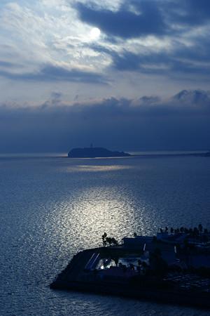 夏の終わり鎌倉の海0831