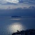 写真: 夏の終わり鎌倉の海0831