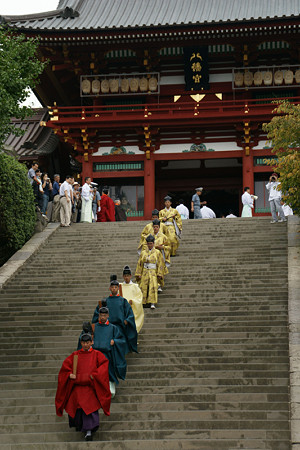 鎌倉秋の例大祭0915