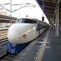 写真: 初代・元祖新幹線「0系」(2)