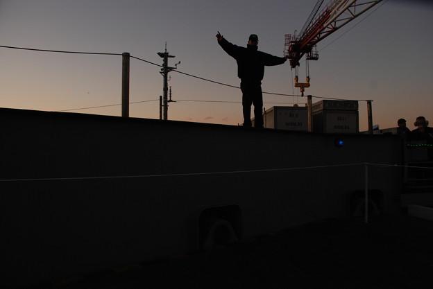 Photos: m,上がる5
