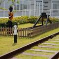 Photos: かつて駅で使われていたエクイプメンツが