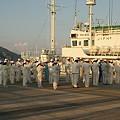 写真: 水産大学校練習船天鷹丸
