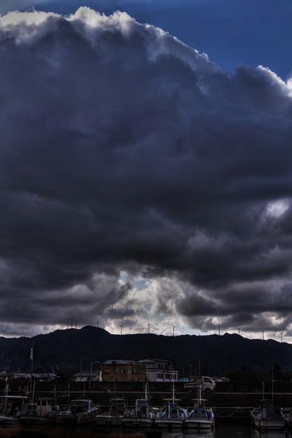 Photos: 天空の穴