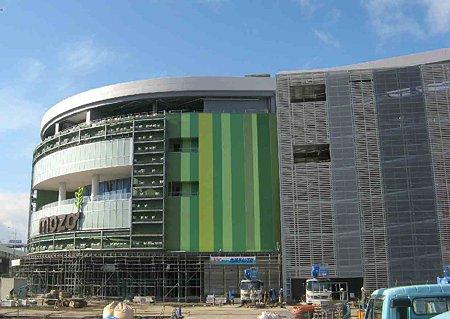 上小田井ショッピングセンター 平成21年2月28日オープン予定で工事中 ♯6-201228-1