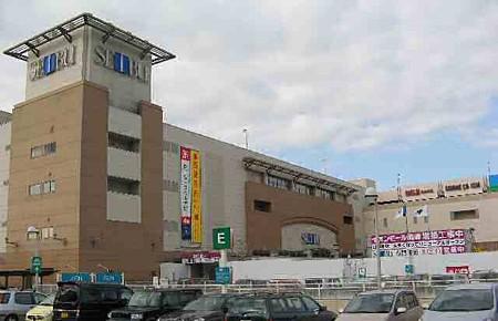 aイオンモール岡崎増床 2008年秋オープン予定で建設中-200116-1