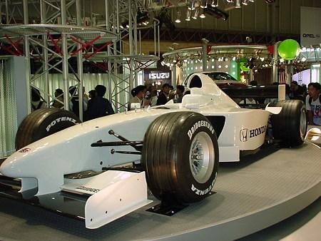東京モーターショー F1ホンダ 1999-10-29 15-43-5400013