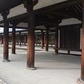 写真: 法隆寺_回廊