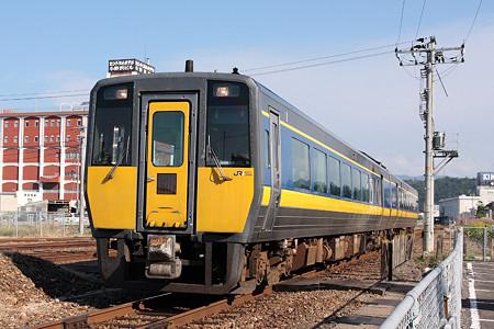 山陰本線益田駅(キハ187)