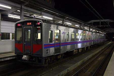 山陰本線出雲市駅(キハ126)