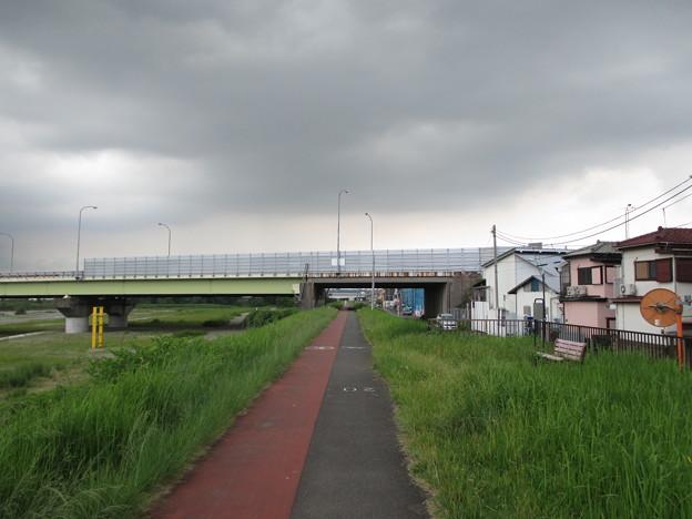万願寺の渡し(日野市)