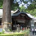 北口本宮冨士浅間神社(富士吉田市)