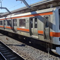 JR東日本千葉支社 武蔵野線209系500番台(有馬記念当日)