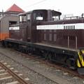 津軽鉄道DD35型+オハフ33型+オハ46型