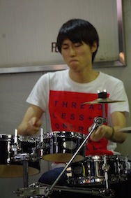 umber session tribe in 新宿西口路上ライブ at 20140614