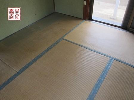 貸家畳の引き上げ03