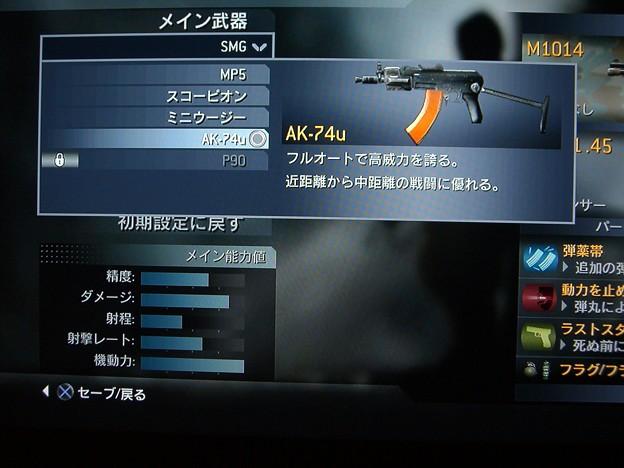 SMG-AK-74u