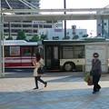 Photos: 樟葉駅のバスロータリー2