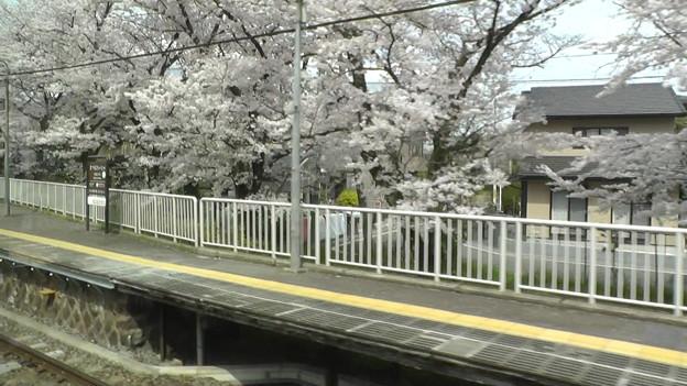 阪急嵐山線の車窓9