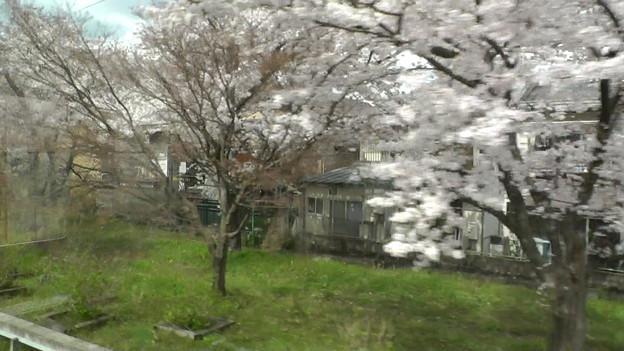 阪急嵐山線の車窓17