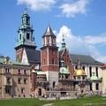 写真: クラクフ:ヴァヴェル城_大聖堂