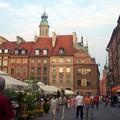 Photos: ワルシャワ:世界遺産 旧市街市場広場