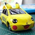 Photos: pikachu-car
