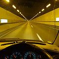 Photos: トンネル眠い