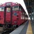 Photos: 22 豊岡で浜坂行きの列車に乗り換え