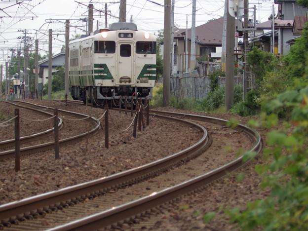 奥羽本線『男鹿線』キハ40形