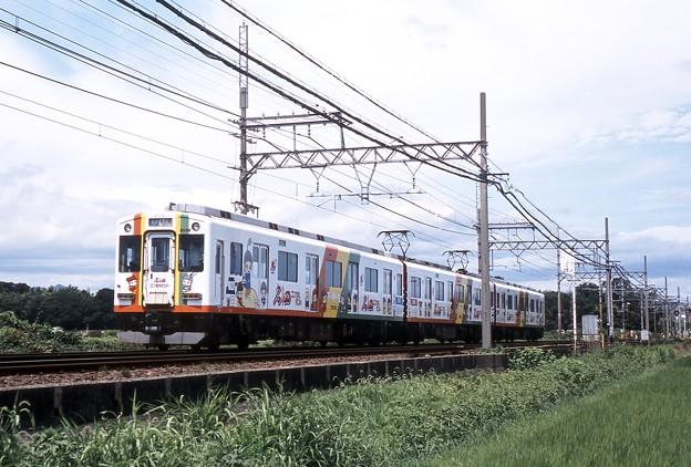 近鉄2050系(近鉄名古屋線)(2008年8月撮影)