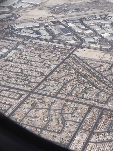 ラスベガス高級住宅地?