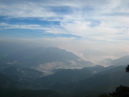 山頂からの景色5