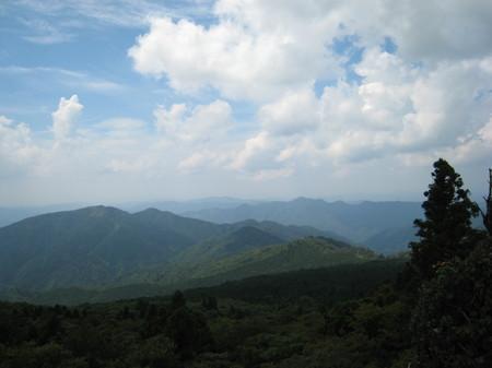 旧羅漢山山頂からの眺望2