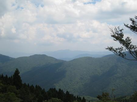 恐羅漢山山頂からの眺望3