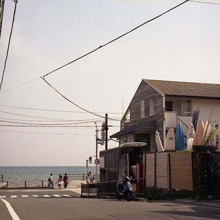 坂ノ下海岸 ブロニカ編 01